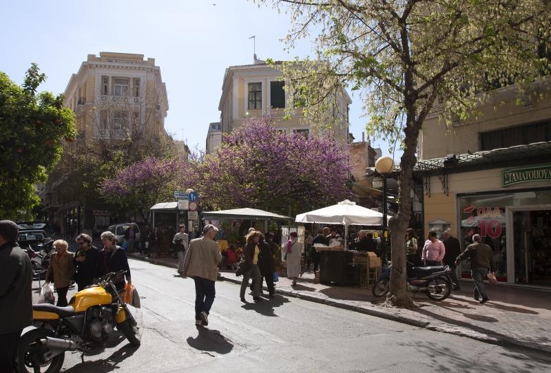 Aten, en stad av kultur