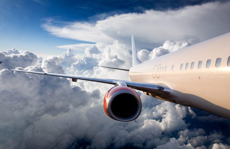 Flyg till Aten